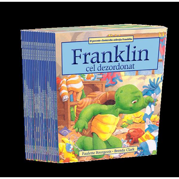 Colectia Franklin, set 26 carti cu Povesti