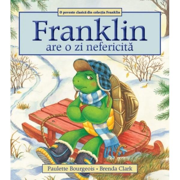 Franklin are o zi nefericita, Colectia Franklin Povesti