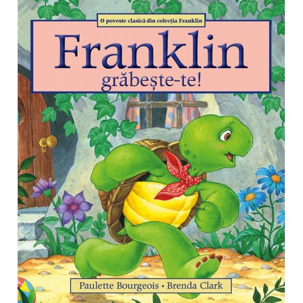 Franklin, grabeste-te!, Colectia Franklin Povesti
