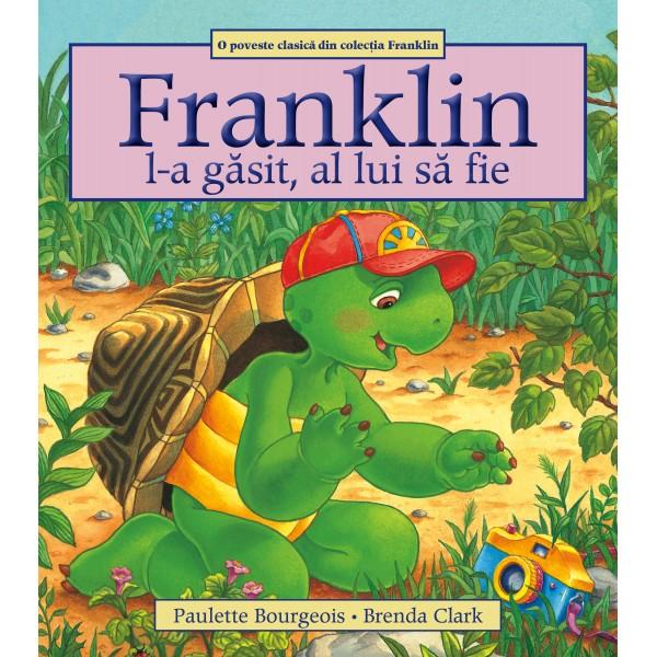 Franklin l-a gasit, al lui sa fie, Colectia Franklin Povesti