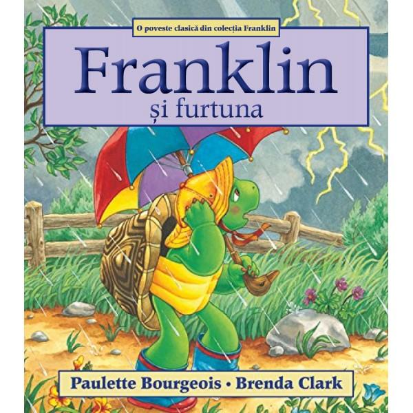 Franklin si furtuna, Colectia Franklin Povesti