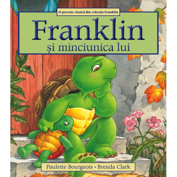Franklin si minciunica lui, Colectia Franklin Povesti