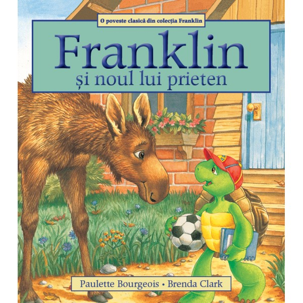Franklin si noul lui prieten, Colectia Franklin Povesti
