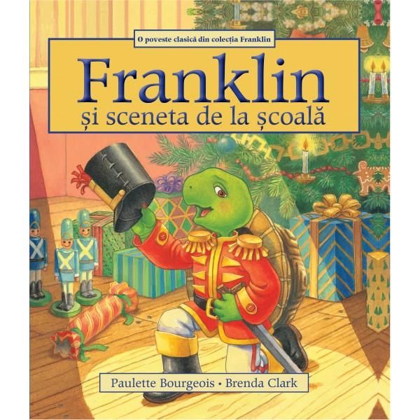 Franklin si sceneta de la scoala, Colectia Franklin Povesti