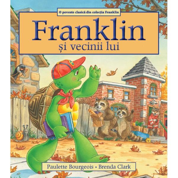 Franklin si vecinii lui, Colectia Franklin Povesti