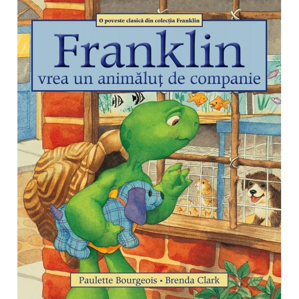 Franklin vrea un animalut de companie, Colectia Franklin Povesti