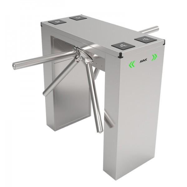 Turnichet dublu bridge semiautomat, bidirectional AVAX S200