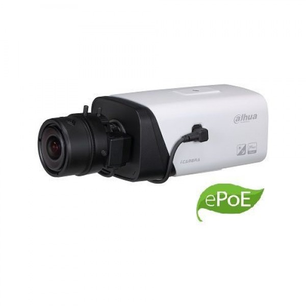 Camera de supraveghere IP Box, 12MP, 3.7-16mm, Dahua IPC-HF81230E-E