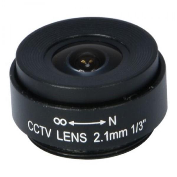 Accesoriu supraveghere PXW Lentila CS 1/3 inch CCD, Unghi vizualizare: 150 grade