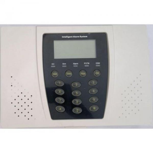 Centrala PXW PW-868E-GSM, 16 zone, Wireless, Ecran LCD, Comunicator GSM