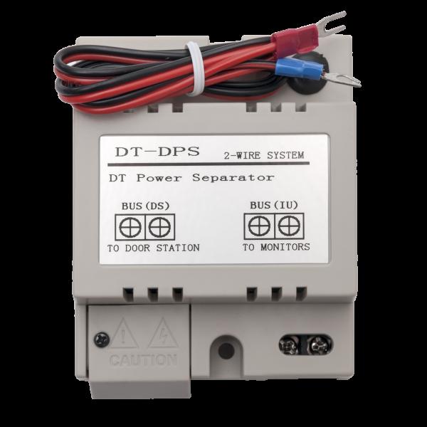 Accesoriu interfonie PXW DT-DPS, Separator de putere pentru sistemele pe 2 fire