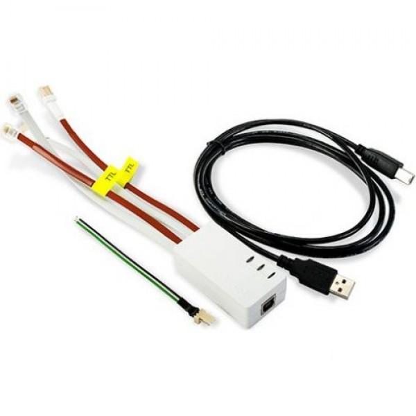 Accesoriu Satel USB-RS, Cablu USB-RS pentru  programare centrale