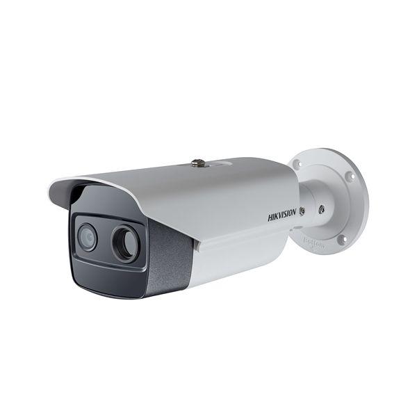 Camera termica IP Hikvision DS-2TD2615-7 Bispectrumm, detectie vehicule, detectie prezenta umana, slot microSD, IP66