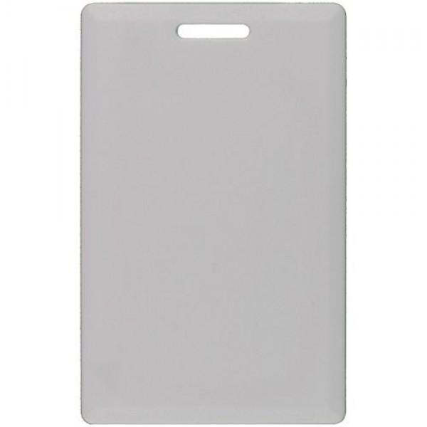 Accesoriu control acces PXW Cartela de proximitate tip H, Carcasa din PVC flexibila, Alba