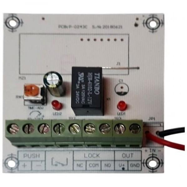 Accesoriu supraveghere PXW Modul extensie sursa AQT, Releu alarma semnal NO/NC