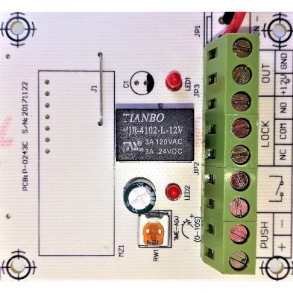 Accesoriu control acces PXW Modul extensie sursa AQT