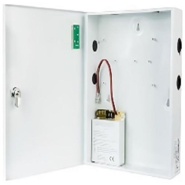 Accesoriu supraveghere PXW TSS-CABOX, sursa de alimentare, cutie metalica cu traf, back-up
