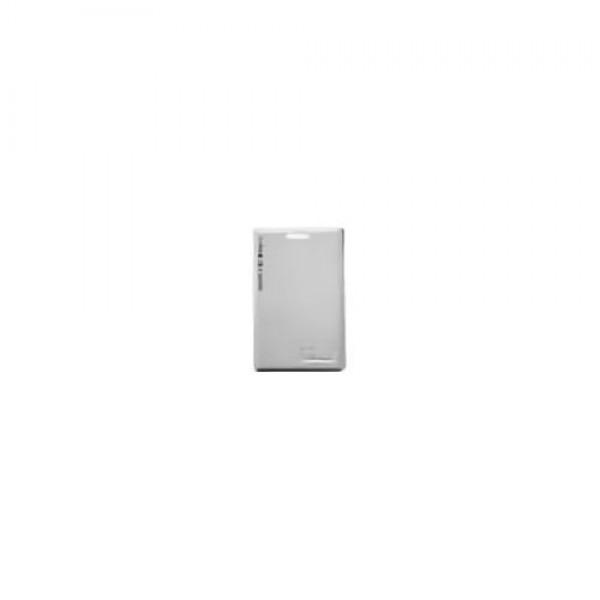 Accesoriu control acces PXW HIDICCARD, Cartela de proximitate tip HIDsi IC, carcasa din PVC flexibila, culoare alba