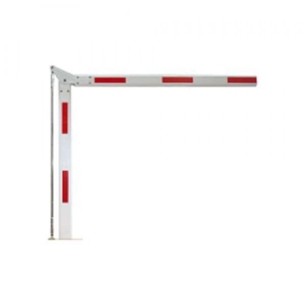Bariera PXW FBB04W, Brat articulat bariera  alb/rosu 4m