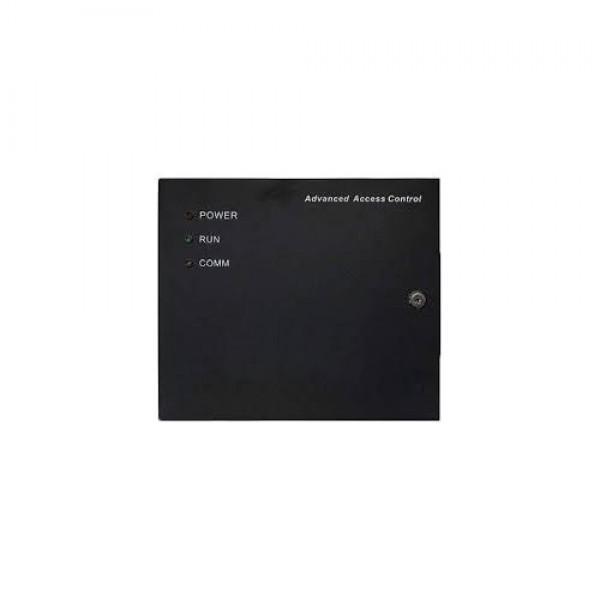 Accesoriu control acces PXW IN-PSBOX, Cutie metalica cu sursa pentru centrala control acces, DC12V 5A, 3 LED-uri
