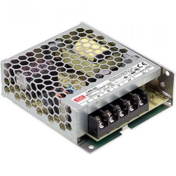 Accesoriu supraveghere Mean Well LRS-50-5 Sursa de alimentare 5V DC, 10A, 50W