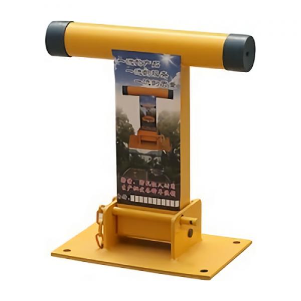 Blocator de parcare PXW PL-T, Blocator parcare manual tip T