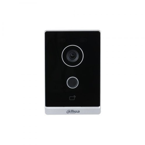 Post exterior videointerfon Dahua Wireless IP VTO2211G-WP, Camera 2MP, 1 buton, SIP, PoE, IP65
