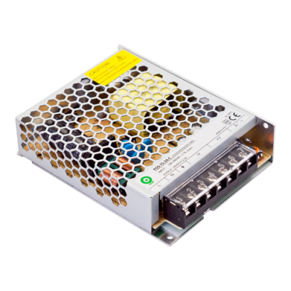 Sursa in comutatie 24V/75W/3.2A  - POS Power POS-75-24-C
