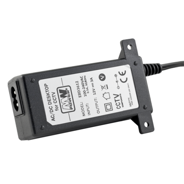 Sursa de alimentare 12V, 3A - MW Power EBD3612