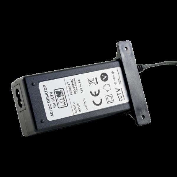 Sursa de alimentare 12V, 5A - MW Power EBD6012