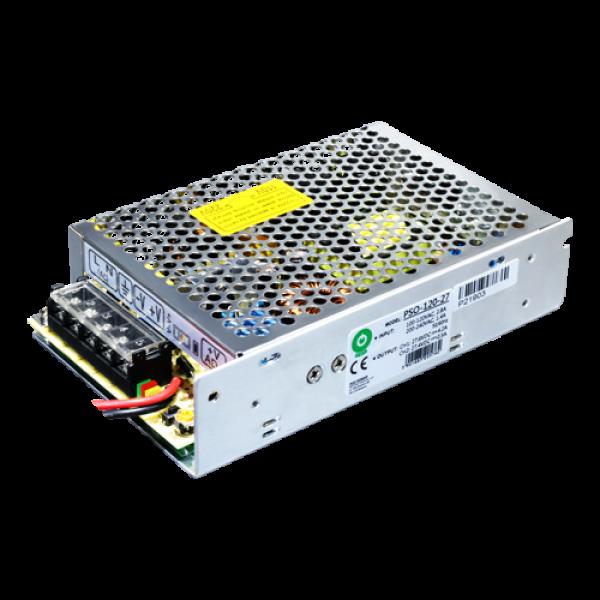Sursa in comutatie POS Power - 27.6V, 4.2A cu back-up PSO-120-27