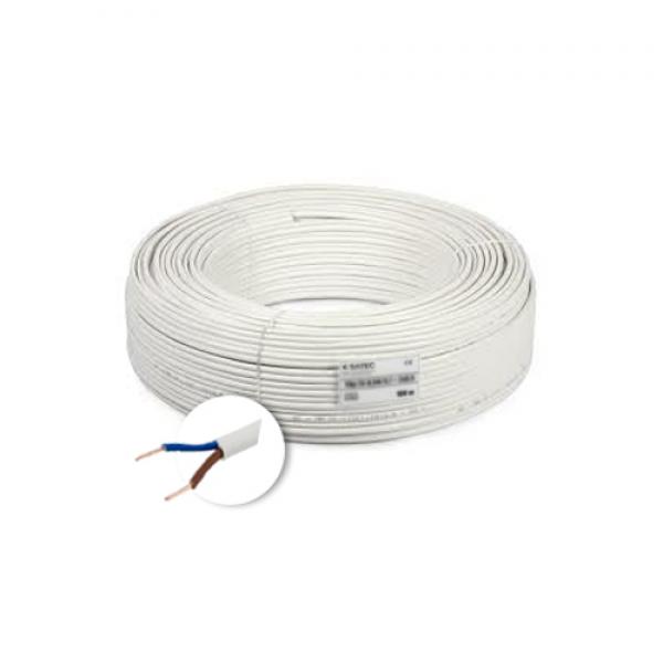 Cablu alimentare 2X0.5 MYYUP, 100m MYYUP-2X0.5
