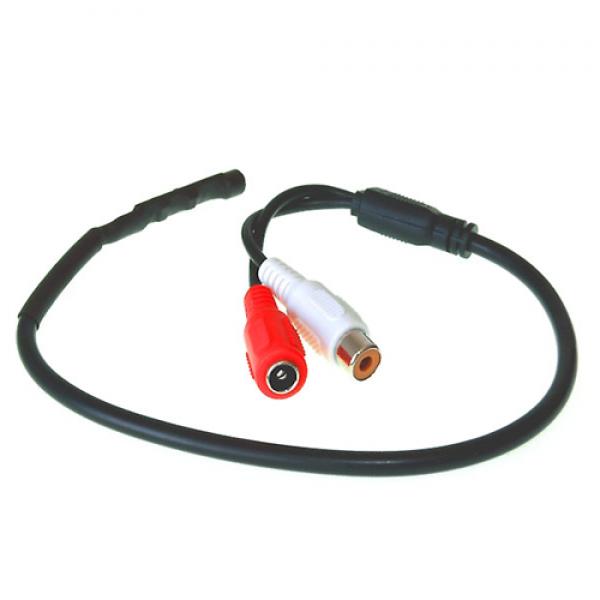 Microfon cu preamplificator MIC-A