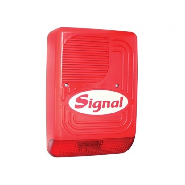 Sirena autonoma de incendiu pentru exterior  - SIGNAL PS-128F