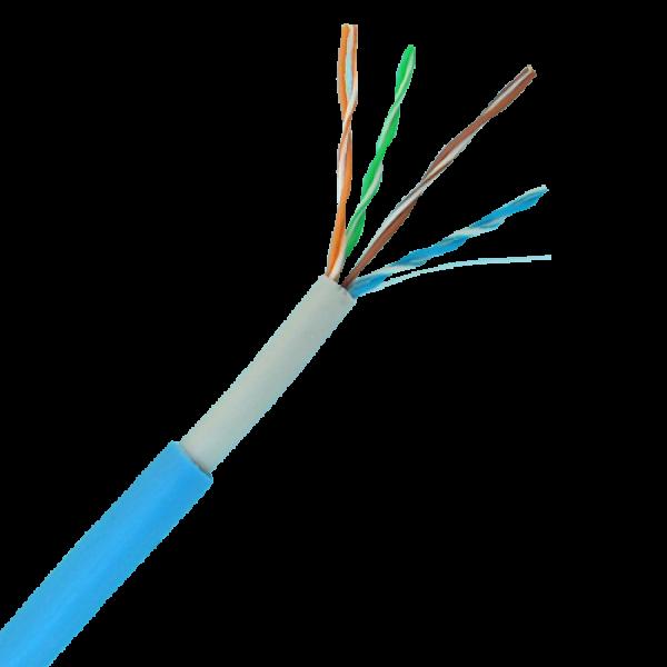 Cablu UTP DE EXTERIOR, cat 5E, CUPRU 100%, 305m UTP-CAT5e-GR4