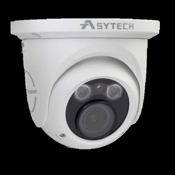 Camera de supraveghere IP Turret, 2MP, 2.8-12mm, Asytech VT-IP52DV-2S