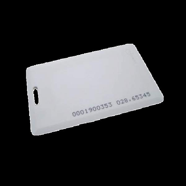 Cartela de acces cu cip EM4100 125KHz CSC-EM125-18+C