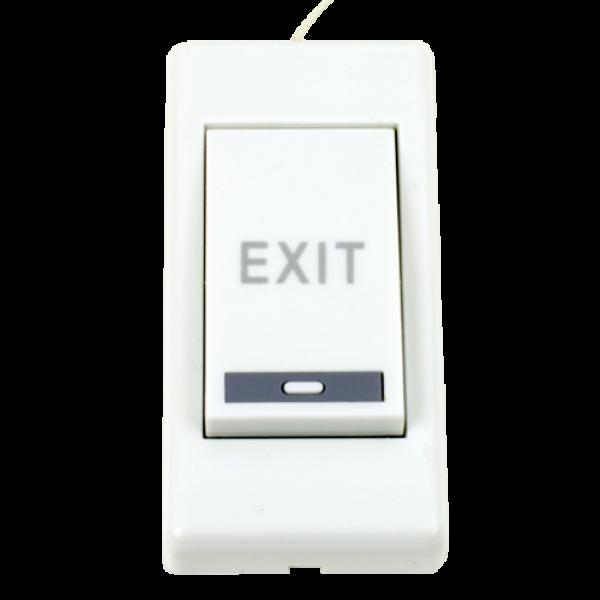 Buton de iesire aplicabil din plastic CSB-800E