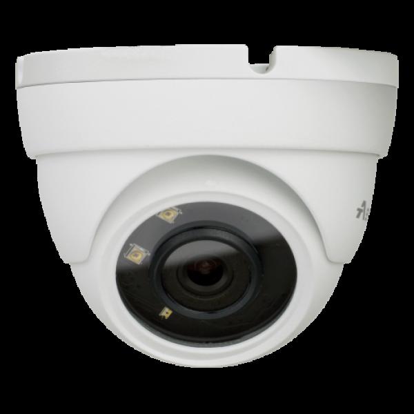 Camera de supraveghere IP Turret, 4MP, 3.6mm, Asytech VT-IP18DF-4E2