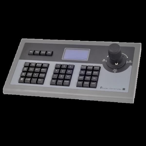 Tastatura IP 4D de comanda camere PTZ VT-IPK11