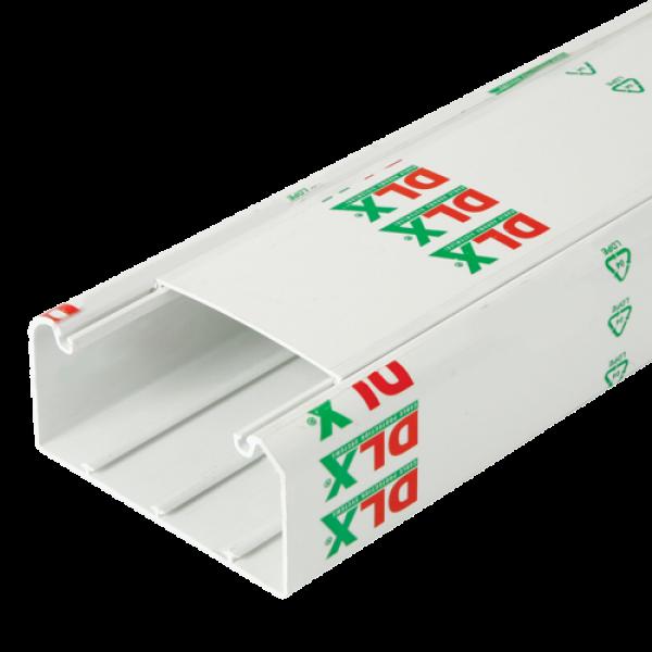 Canal cablu 102x50 mm cu capac, 2m - DLX DLX-102-50