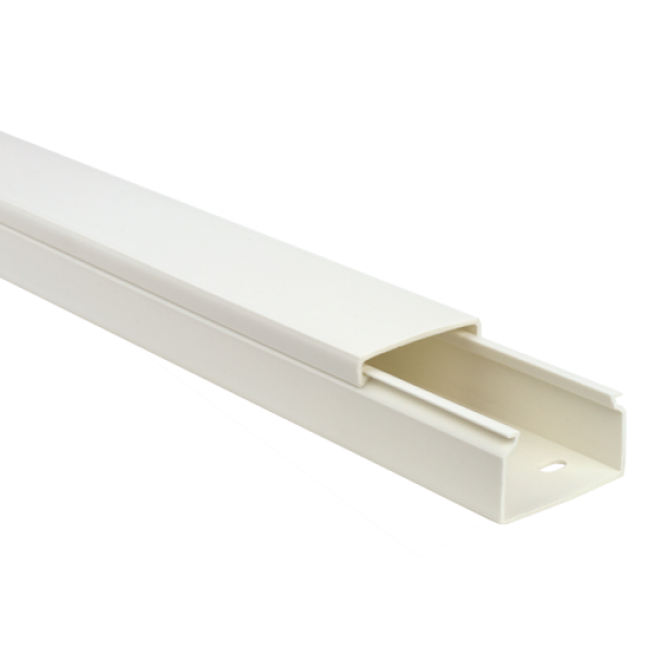 Canal cablu 40x25 mm, 2m - DLX PVC-405-25