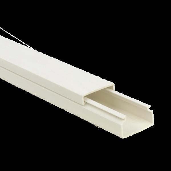 Canal cablu 25x16 mm cu adeziv, 2m - DLX PVCA-256-16