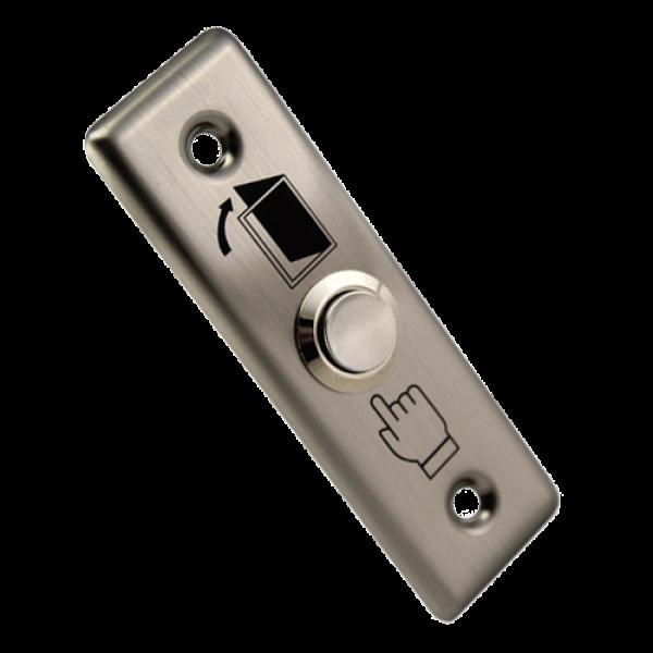 Buton de iesire incastrabil din inox CSB-28