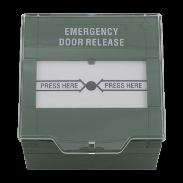 Buton aplicabil din plastic, pentru iesire de urgenta CSB-800G
