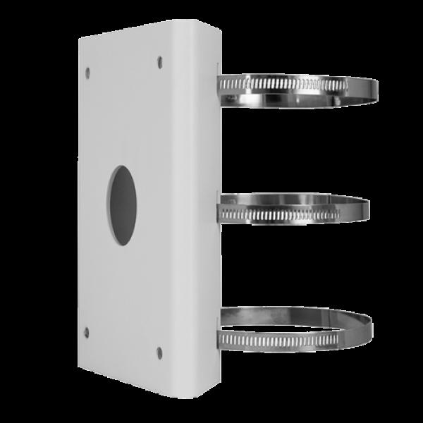 Adaptor montaj stalp pentru suport camera PTZ - UNV TR-UP08-A-IN