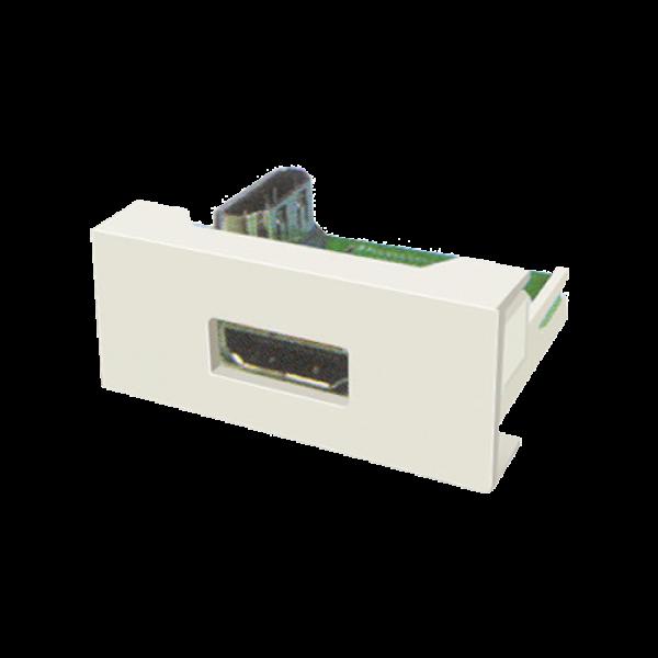 Panel echipat cu socket HDMI 1.4 (1 modul) - DLX DLX-245-63