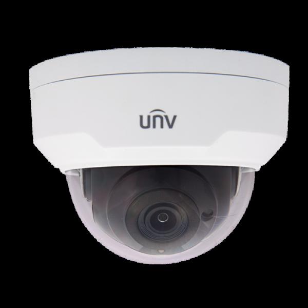 Camera de supraveghere IP Dome, 2MP, IR 30m, 2.8mm, Uniview IPC322LR3-VSPF28-E