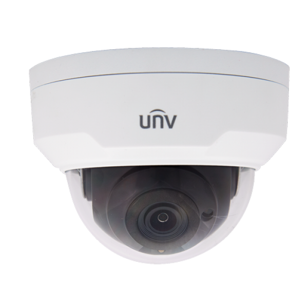 Camera de supraveghere IP Dome, 4MP, IR 30m, 2.8mm, Uniview IPC324LR3-VSPF28
