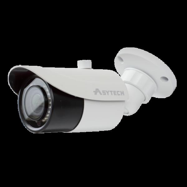 Camera de supraveghere IP Bullet, 4MP, IR 30m, 3.3-12mm, Asytech VT-IP53EVZ50-4S